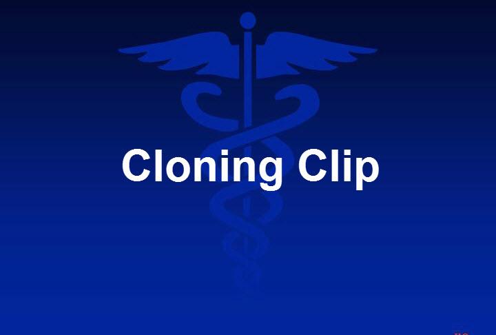 cloning clip